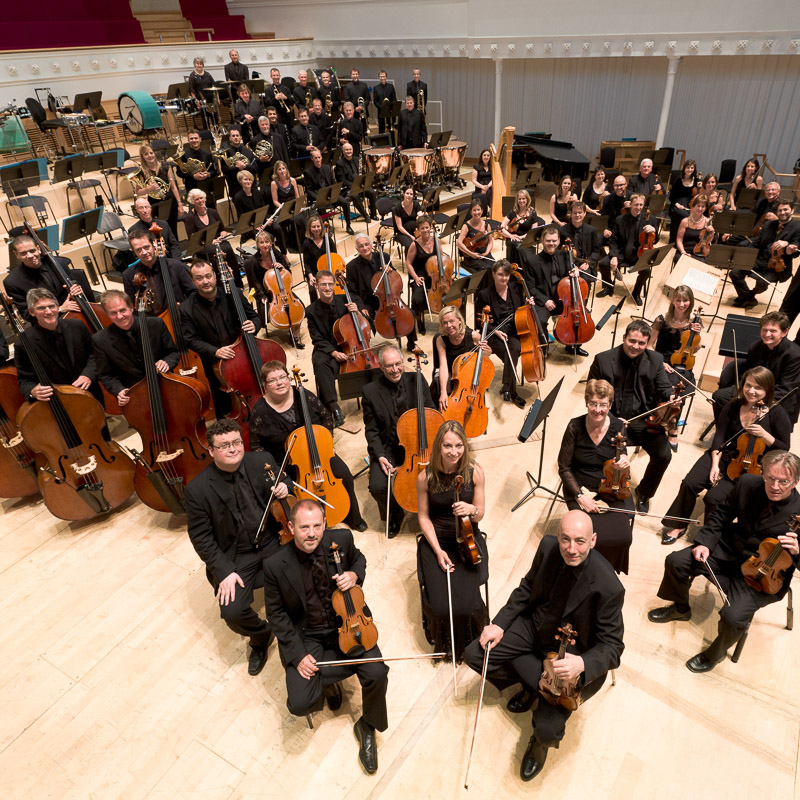 The BBC Scottish Symphony Orchestra with Donald Runnicles